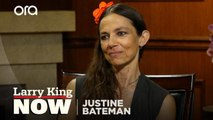 Justine Bateman describes how fame made her feel invisible