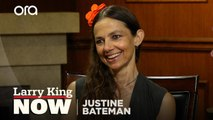 Justine Bateman on America's unhealthy obsession with fame