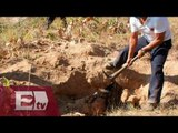 Guerrero: Encuentran fosas clandestinas en Acapulco / Titulares de la Noche