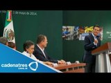 Peña Nieto conmemora el Día del trabajo / Peña Nieto celebrates Labor Day