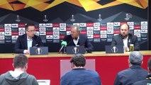 Akhisarspor-Standard Liege maçının ardından - Michel Preud'homme - LİEGE