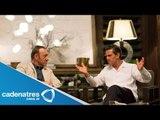 Kevin Spacey se reúne con Peña Nieto / Kevin Spacey meets with Peña Nieto