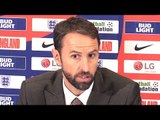 Gareth Southgate Announces England Squad To Face Spain - Full Press Conference