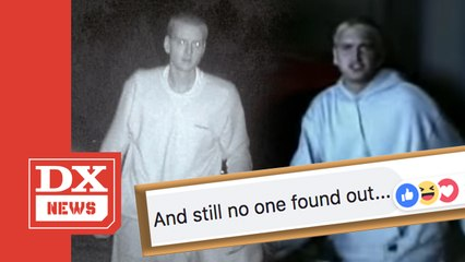 Eminem Look-Alike Wanted In Trespassing Case & Fan Comments Are Hilarious