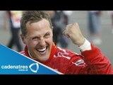 INCREÍBLE!! Schumacher sale del coma  Schumacher comes out of coma
