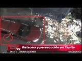 Difunden video de balacera y persecución de delincuentes en Tepito / Vianey Esquinca