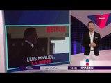 Netflix estrenará serie de Luis Miguel | Imagen Noticias con Yuriria Sierra