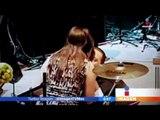 Cristian Castro propone matrimonio en concierto | Imagen Noticias con Francisco Zea