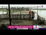 Justin Bieber dona miles de dólares a Perú | Imagen Noticias con Yuriria Sierra