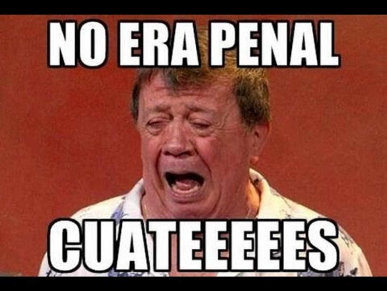 Mejores memes del #NoEraPenal / Memes No era penal / Eliminación de méxico 2014