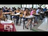 Aplican en Chiapas concurso de plazas docentes/ Excélsior informa