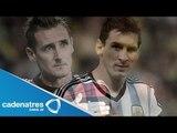 Argentina se enfrentará a Alemania en la final del mundial 2014 / Final del mundial 2014