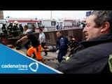 Accidente en metro de Rusia deja más de 20 metros y 160 heridos