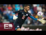 Preparador físico de Cruz Azul lamenta lesión de Jesús Corona/ Vianey Esquinca