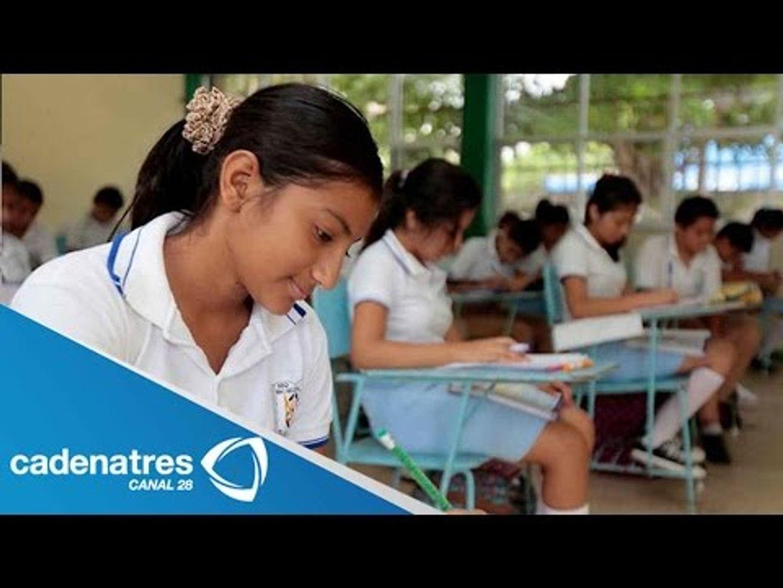 Arranca el ciclo escolar 2014-2015, más de 14 millones de niños regresan a las aulas