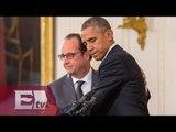 Francia y Estados Unidos van juntos contra el terrorismo/ Vianey Esquinca