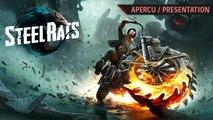 Steel Rats : Présentation et aperçu du jeu !