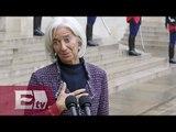 Christine Lagarde a la Corte por malversación de fondos / Vianey Esquinca