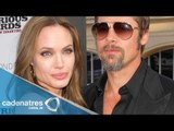 Brad Pitt ya no ama a Angelina Jolie / Brad Pitt does not love Angelina Jolie