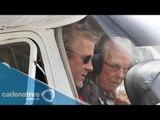 Mujer celebra su cumpleaños número 90 piloteando un avión