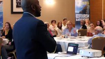 CEO of St. Vincent and the Grenadines Tourism Authority, Glen Beache, speaks with Laura Gelder of Selling Travel Magazine about standards and adding value withi