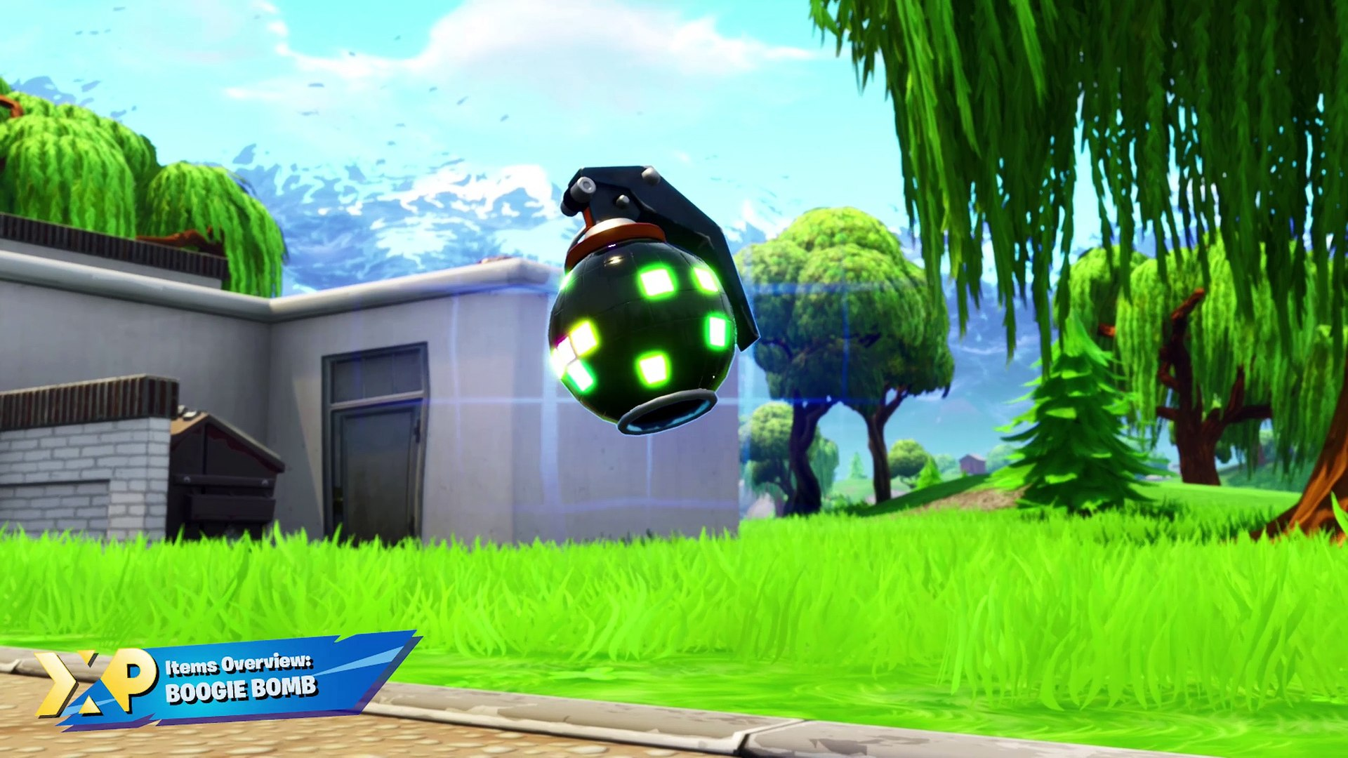 What Is The Fortnite Boogie Bomb Fortnite Battle Royale Items Boogie Bomb Video Dailymotion