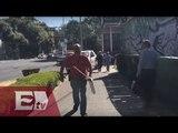 """VIDEO: Automovilista intenta agredir a """"Los Supercívicos"""" / Paola Virrueta"""