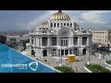 Palacio de Bellas Artes cumple 80 años / 80 aniversario del Palacio de Bellas Artes