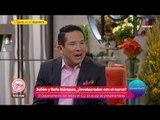 ¡Kikin Fonseca afirma que Rafa Márquez es una persona íntegra! | Sale el Sol