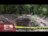 Identificados el 18% de los 662 cuerpos hallados en fosas clandestinas/ Yazmín Jalil