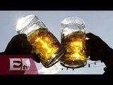 Crece en México el consumo de cerveza/ Yazmín Jalil