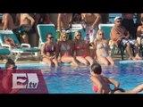 Llegan Springbreakers a playas mexicanas / Paola Virrueta