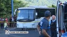 Le chauffeur du bus, dans lequel le corps sans vie d'un petit garçon de 2 ans a été retrouvé en Martinique, a été mis en examen