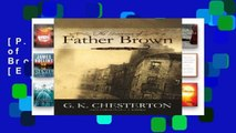 [P.D.F] The Innocence of Father Brown (Father Brown Mysteries (Audio)) [E.B.O.O.K]