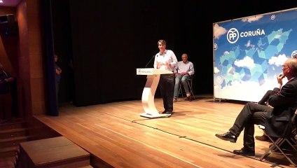Presentación candidatos PP Zona Santiago Sur