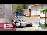 Balaceras y bloqueos paralizan otra vez a Reynosa, Tamaulipas/ Atalo Mata