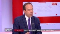 Elections européennes : « Je ne vois pas de raison pour laquelle l'UDI ne défendrait pas ses positions » déclare Jean-Christophe Lagarde