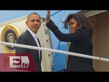 Obama se dirige a Cuba en visita histórica / Enrique Sánchez