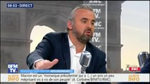 """Alexis Corbière souhaite """"une gamelle électorale"""" à Manuel Valls, pour sa candidature à la mairie de Barcelone"""