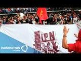 Rechazan alumnos de IPN diálogo con autoridades