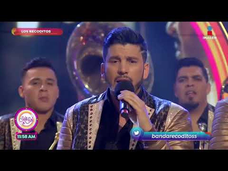 ¡La Banda Los Recoditos interpretan 'No le hago falta'! | Sale el Sol