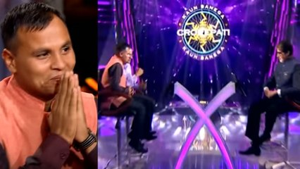 KBC 10 contestant Sharad Mohan Mali: More than my family
