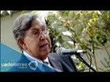 Cuauhtémoc Cárdenas termina una era en el PRD / Renuncia de Cuauhtémoc Cárdenas