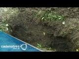 Forenses argentinos identifican tres cuerpos hallados en fosas de Cocula