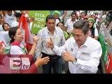 Baltazar Hinojosa y sus propuestas rumbo a la gubernatura de Tamaulipas /  Yazmín Jalil