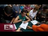 Opositores en Venezuela recaudan firmas para revocar mandato de Maduro/ Vianey Esquinca
