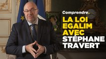Comprendre : la loi agriculture et alimentation avec Stéphane Travert