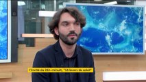 """Pierre Emmanuel Le Goff:  """"Thomas Pesquet avait la volonté de partager sa mission avec tout le monde"""""""