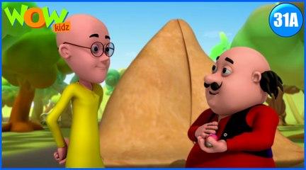 Motu Patlu in Hindi | Wishing Stone| Cartoon for Kids | Wow Kidz