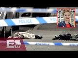 Diputada británica muere baleada en Reino Unido/ Paola Virrueta